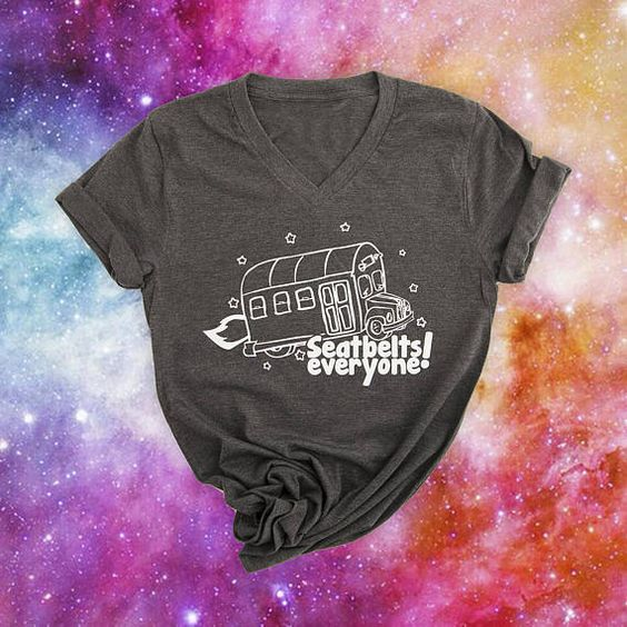 Seatbelts Everyone Tshirt LE8JN0