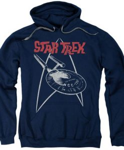 Star Trek Hoodie AS17JN0