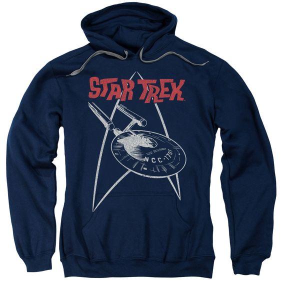 Star Trek Hoodie AS17JN0