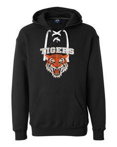 Tigers Hoodie AS17JN0