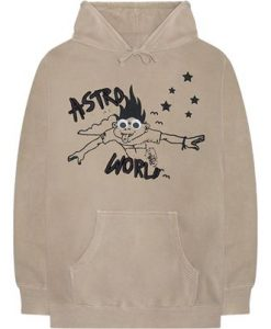 Travis Scott Astroworld Hoodie AS17JN0