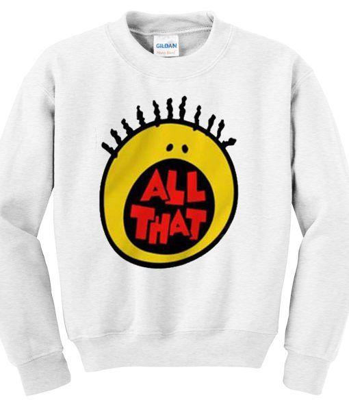 All That Sweatshirt LI30JL0