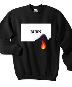 Burn Fire Sweatshirt LI30JL0
