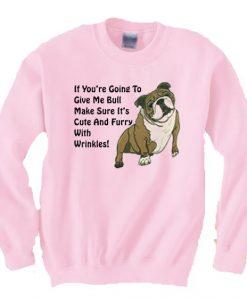 Cute And Furry Sweatshirt LI30JL0