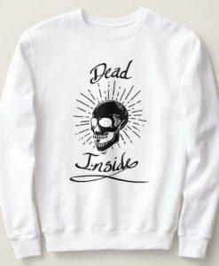 Dead Inside Sweatshirt LI30JL0