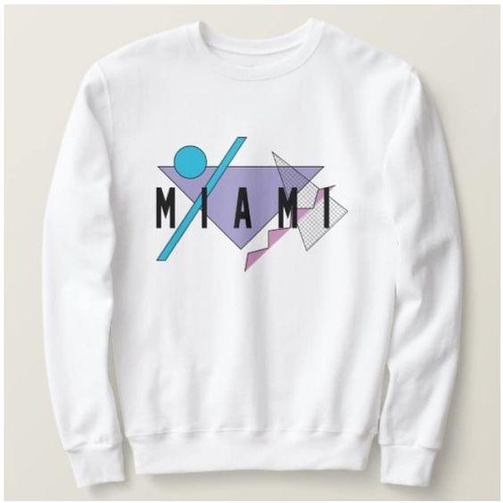 Miami Sweatshirt LI30JL0