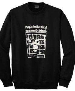People For The Ethical Sweatshirt LI30JL0