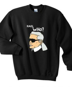 karl who sweatshirt LI30JL0