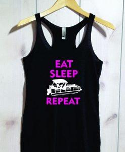 Eat Sleep Repeat Tanktop LE21AG0