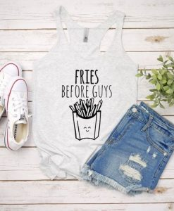 Fries Before Guys Tanktop LE21AG0