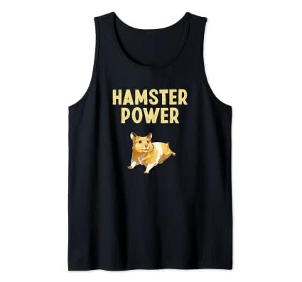Hamster Power Tanktop LE21AG0