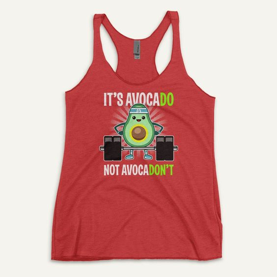 It's Avocado Tanktop LE21AG0