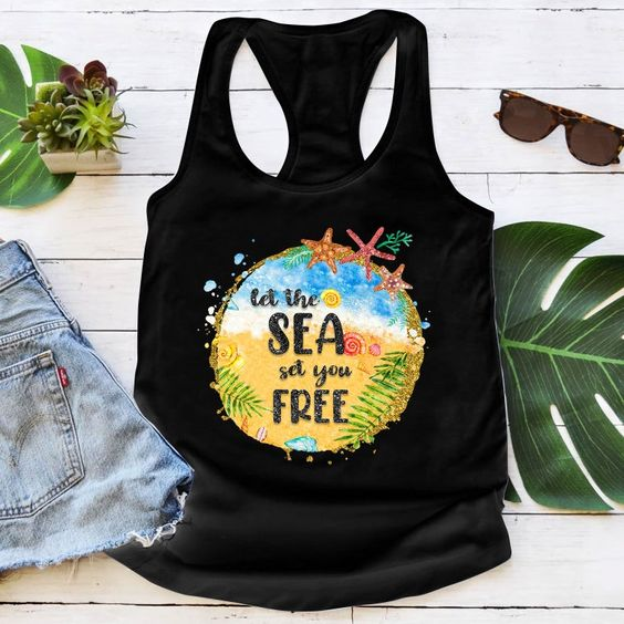 Let the Sea Tanktop LE21AG0