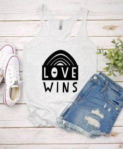 Love Wins Tanktop LE21AG0