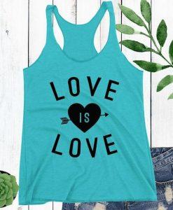 Love is Love Tank Top LE21AG0