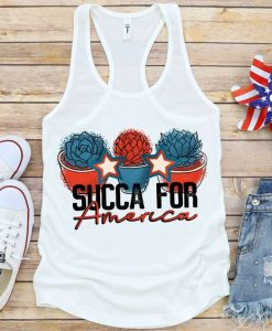 Succa for America Tanktop LE21AG0