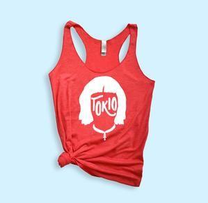 Tokio Tanktop LE21AG0