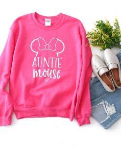 Auntie Mouse Sweatshirt TY1S0