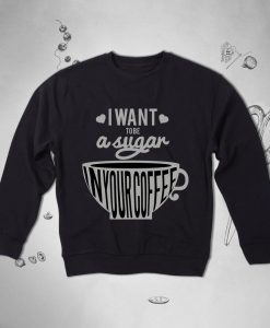 Coffee Love sweatshirt TY1S0