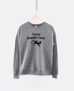 Crazy Reptile Sweatshirt TY1S0