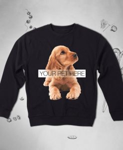 Dog Sweatshirt TY1S0
