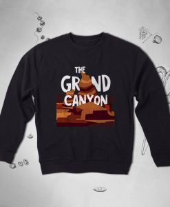 Grand Canyon sweatshirt TY1S0