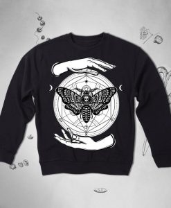 Hawk Moth Sweatshirt TY1S0