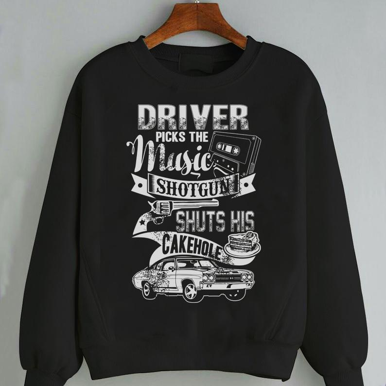 Supernatural Sweatshirt TY1S0