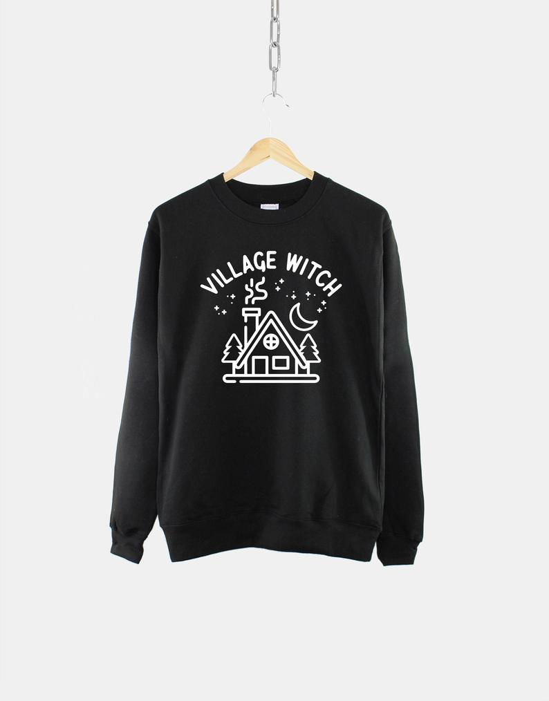 Village Witch Sweatshirt TY1S0