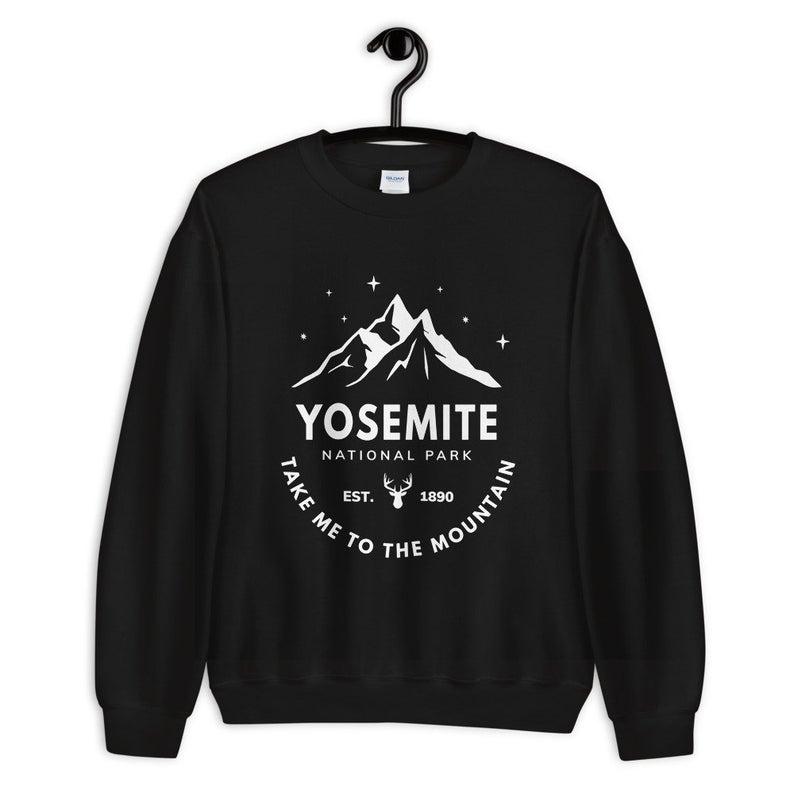 Yosemite Hiking Sweatshirt TY1S0