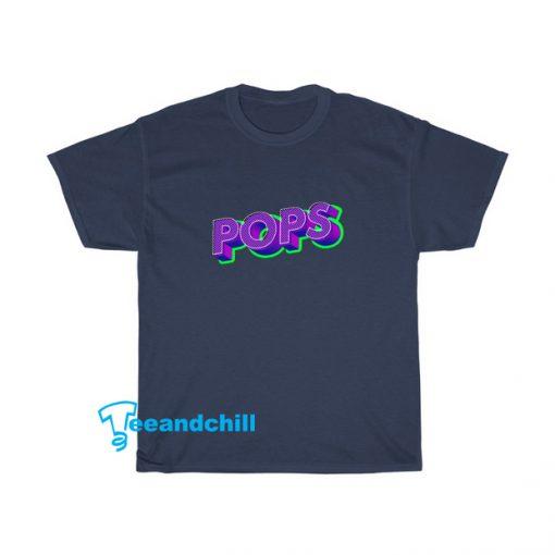 3D Pop Tshirt SR11D0
