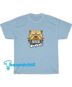 Angry Dog Tshirt SR19D0