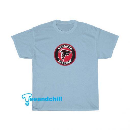 Atlanta Falcons Tshirt SR16D0