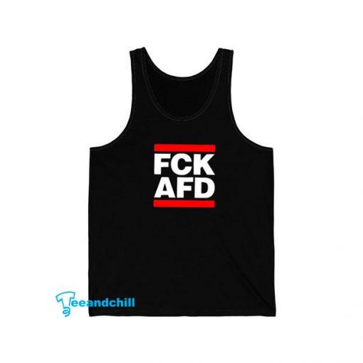 FCK AFD Tank Top SA9JN1