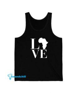 Love AFrica Tank Top ED9JN1