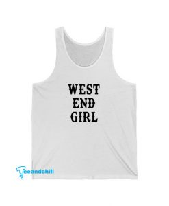 West End Girl Tank Top SY9JN1