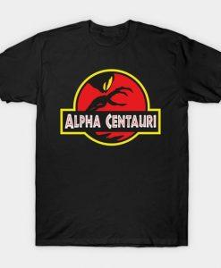 Alpha Centauri T-Shirt DA18F1