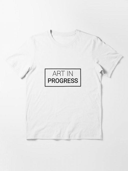 Art in Progress T-Shirt AL11F1