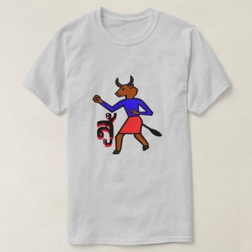 Minotaur T-Shirt NT22F1