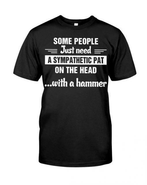 A Sympathetic Pat T-shirt SD16MA1
