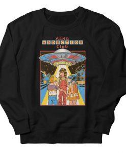 Alien Abduction Club Sweatshirt AL15MA1