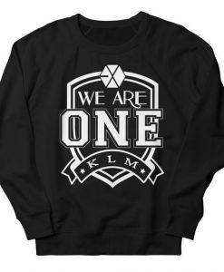 Exo We Are One Sweatshirt DK8MA1